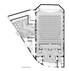 Studio Plan by Gallery Of Filmtheater Weltspiegel Cottbus Studio Alexander
