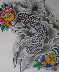 Koi Fish Tattoos Meanings Koi Fish Koi Fish Meaning Koi Fish