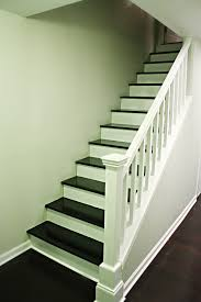 Ideas For Banisters Best 25 Redoing Stairs Ideas On Pinterest Redo Stairs Painted
