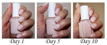 nails essie gel setter top coat u0026 ballet slippers set review