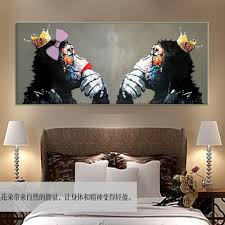 paintings for home decor online get cheap monkey paintings aliexpress com alibaba group