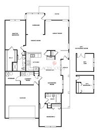 1500 Square Foot Floor Plans Monarch Floorplan 1500 Sq Ft Avenbury Lakes 55places Com