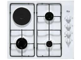 plaque de cuisine table de cuisson mixte 4 foyers far tmsa40b 13 vente de plaque