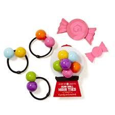 baby hair ties cupcakes cartwheels hair accessories