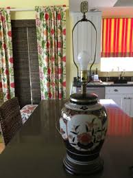 Frederick Cooper Table Lamps by Asian Oriental Imari Frederick Cooper Chicago Table Lamp With Wood
