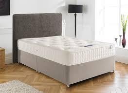 Silentnight Ashridge Sprung Edge Divan Bed Firm Dreams
