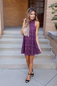 purple lace overlay dress dottie couture boutique want