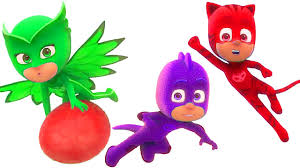 pj masks coloring pages abc alphabet song episode 8 pj masks