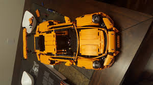 lego technic porsche 911 gt3 rs mod porsche 911 gt3 rs widebody lego technic mindstorms