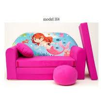 canap enfant 2 places sofa enfant 2 places se transforme en un canapé lit h4 achat