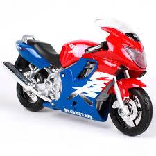 cbr bike latest model maisto 1 18 honda cbr 600f motorcycle bike diecast model toy new in