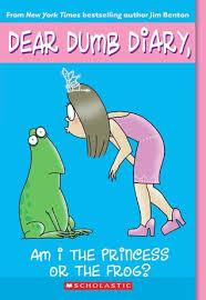 princess frog jim benton