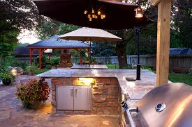 home lighting amazing outdoor kitchen lighting awesome