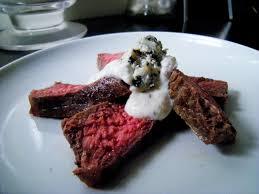 horseradish sauce for beef 2 26 11 dinner steak with horseradish yogurt sauce and valdeón