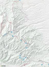 mt lemmon hiking trails map mt lemmon mountain bike trails trailforks
