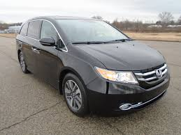 new 2017 honda odyssey touring elite 4d passenger van in richmond
