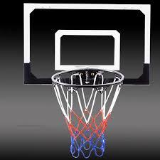 Adjustable Basketball Hoop Wall Mount 45cm Standard Pvc Wall Mounted Basketball Hoop Backboard