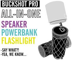 Outdoor Tech Outdoor Technology Buckshot Pro U2013 Portable Bluetooth Speaker
