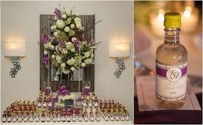 wine bottle wedding favors mini wine bottle wedding favors seating cards jeff