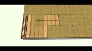Tongue And Groove Roof Sheathing by Direction Of Face Grain Of Plywood U2013 Floor And Roof Building