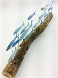 25 unique fish ornaments ideas on wooden fish