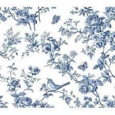 29 best wallpaper images on pinterest toile wallpaper blue