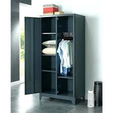 armoire metallique chambre armoire metallique chambre armoire metallique pas cher dacco armoire