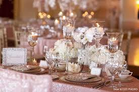 elegant wedding centerpieces diy great gatsby inspired photo shoot