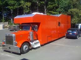 ferrari truck ebay find custom ferrari inspired peterbilt motorhome