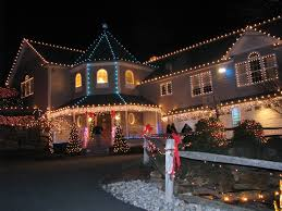 christmas lighting installations by finishing touch your local