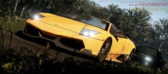 Lamborghini Murcielago Need For Speed - this is how need for speed and elder scrolls games will look in