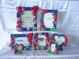 handicrafts for home decoration polyresin polystone figurines photo frame various kinds size