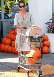 halle berry lugs a large pumpkin during grocery run daily mail