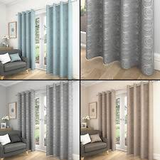Whitworth Duck Egg Lined Curtains Duck Egg Curtains Ebay