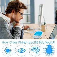 How Does Light Therapy Work Philips Golite Blue Light Therapy Sad Depression And Winter Blues
