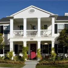 Two Story House Plans With Balconies Photos Hgtv