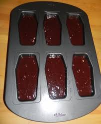 wilton halloween candy molds wilton halloween coffin brownies with candy melt skeletons momma