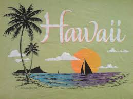 vintage hawaiian wall mural vintage hawaiian wallpaper southtracks chakoi bundle vintage hawaii t shirt sold small