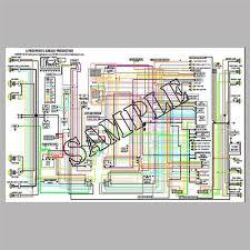 wiring diagram bmw r100 r100cs 1981 1984