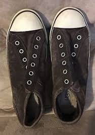 ugg womens shoes ebay ugg womens laela suede leather brown laceless sneakers casual