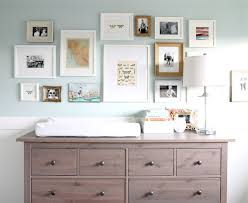 Ikea Wall Changing Table Use A Dresser As A Changing Table When The Baby Gets They