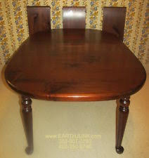 ebay ethan allen dining table ethan allen trestle dining table maggieshopepage com