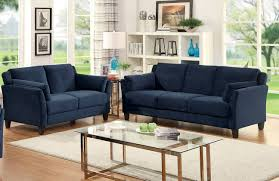 sofa curved couch chenille sofa navy blue sofa living room blue
