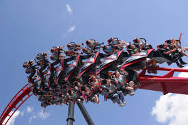 Where Is Six Flags America X Flight Six Flags Great America