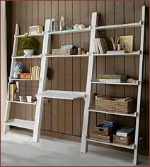 Leaning Ladder Desk by Bookshelf Amusing Ladder Desk Ikea Leaning Ladder Desks Walmart
