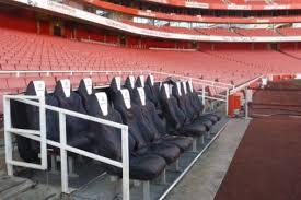 Stadium Bench Emirates Stadium Tour Offers Discounts U0026 Cheap Tickets Buy