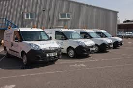 Vauxhall Combo Interior Dimensions Water Company Chooses Vauxhall Combo Fleet Van News The