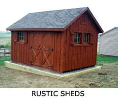 shed styles amish built garages garden sheds gazebos playsets small barns