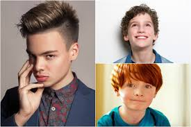 hairstyles for giving birth 31 cute hairstyles for boys also haircuts