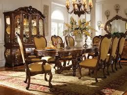 Michael Amini Dining Room Michael Amini Essex Manor Luxury Upholstered Living Room Set By